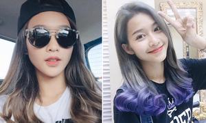 Những pha đổi tóc đón năm mới ấn tượng nhất của sao Việt