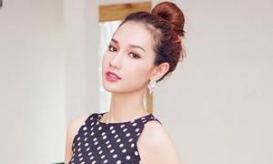 Quỳnh Chi: 'Tôi và chồng cũ giờ coi nhau như bạn'