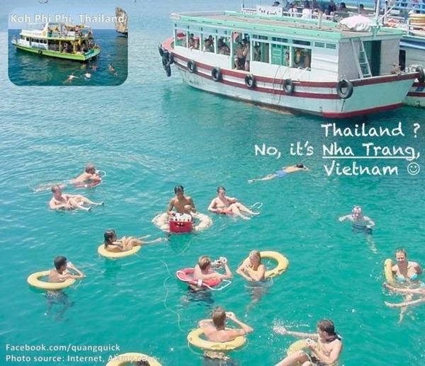 Bạn không phải đến Koh Phi Phi, Thái Lan mới được