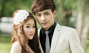 Ảnh cưới 'bản đẹp' của Hồ Quang Hiếu và hot girl Ivy
