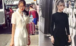 Sao style 18/2: Phạm Hương điệu đà váy công chúa, Quỳnh Anh Shyn già dặn cây đen