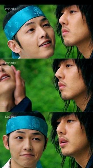 'Ngựa điên' Yoo Ah In làm khách mời trong phim của Song Joong Ki