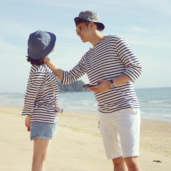 So Young và Kuen Myung còn nhiều nhiều netizen ấn tượng bởi loạt đồ đôi đẹp,   chất. Cách ăn mặc của cả hai đều rất trẻ trung và thời trang.