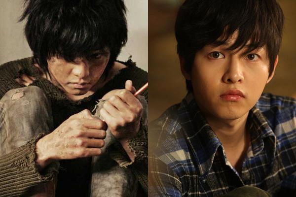 2012, trở thành hiện tượng với vai chính trong phim điện ảnh A Werewolf Boy gây   sốt phòng vé,