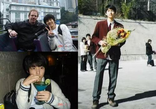 Thời trung học, Song Joong Ki từng là vận động viên trượt băng tốc độ cự ly ngắn,   3 lần đại diện cho thành phố Daejeon tham gia giải quốc gia. Năm đầu cấp ba, anh   bị chấn thương và phải từ bỏ thể thao. Song Joong Ki tập trung vào việc học và   giành thứ hạng cao nhất trong tất cả các môn.
