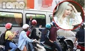 Fan Việt rồ ga bám theo T-ara đến tận điểm fan meeting