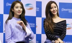 Style chạy show đơn giản mà chất của 6 'mẩu' T-ara