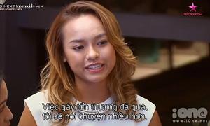Đại diện Việt Nam chủ động xin lỗi các đối thủ ở Asia's Next Top Model