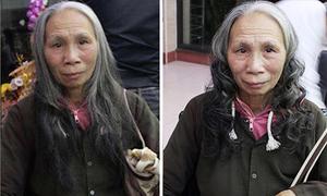 Phía sau chuyện cụ bà bán rong được làm tóc xoăn thay đổi diện mạo