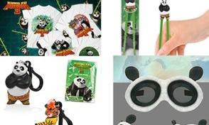 Danh sách bạn nhận quà đặc biệt từ 'Kungfu Panda 3'