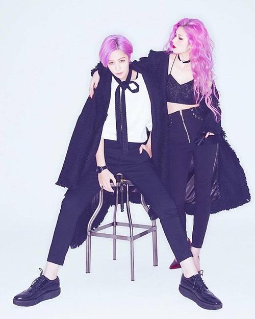 Charlie và Xian Zi cùng mở cửa hàng thời trang và bán quần áo online, kiêm luôn vai   trò người mẫu cho các sản phẩm.