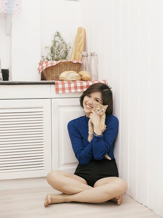 Photo Rin Trần Stylist Thiên Thanh Make up Tùng Châu Trang Phục OnonMade Location Kolorea House
