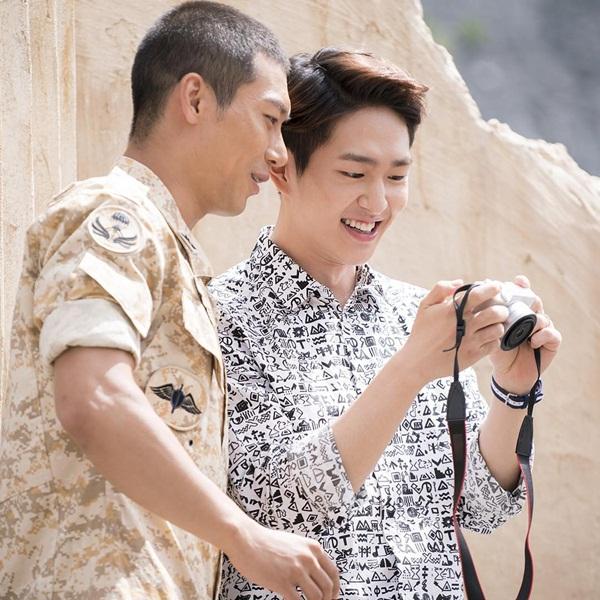 Nhân vật của Onew là Lee Chi Hoon - một bác sĩ thực tập trẻ xuất thân từ gia đình quyền lực, vai vế trong xã hội. Anh có gương mặt baby, tính cách sáng sủa, thân thiện và luôn cố gắng để trở thành bác sĩ thực thụ.