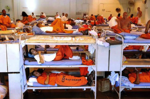 Cuộc sống của các phạm nhân trong tù ở Mỹ. 1
