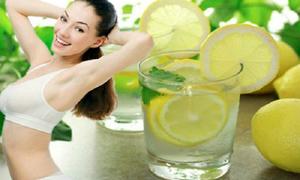Tác hại không ngờ khi lạm dụng nước chanh giảm cân