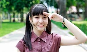 Điều thú vị về cô bạn Việt 16 tuổi dự 'Diễn đàn lãnh đạo trẻ thế giới'