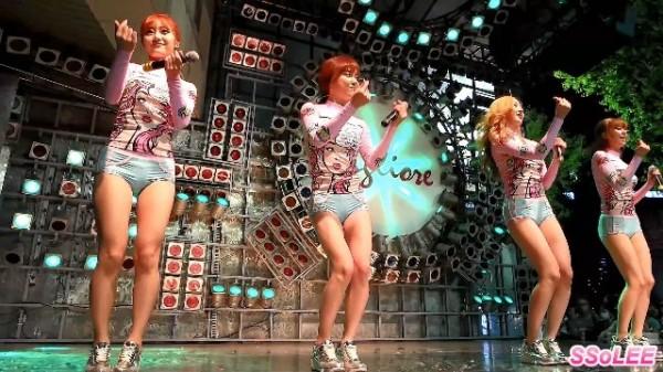 Dàn mỹ nhân Hàn dính phốt mặc quần như không 2