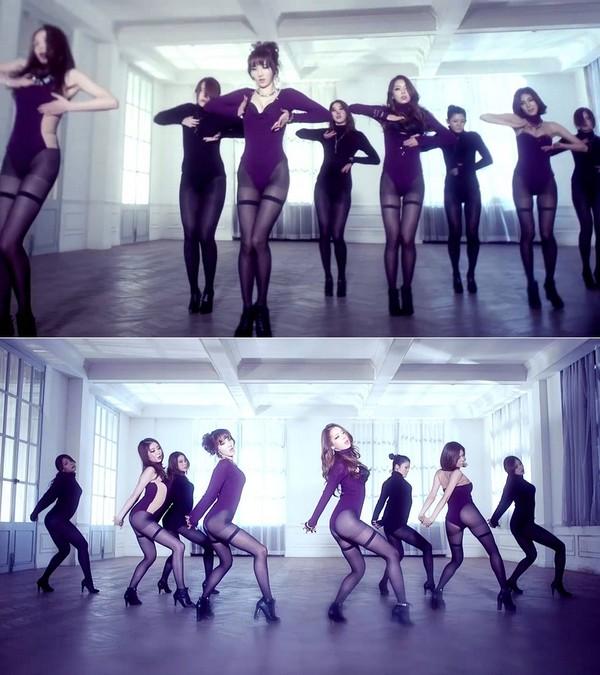Dàn mỹ nhân Hàn dính phốt mặc quần như không 3