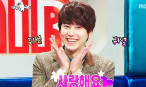 12 sao Hàn có duyên với các show giải trí nhất