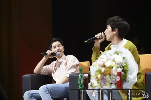Song Joong Ki từng bật khóc vì Lee Kwang Soo