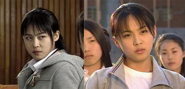 Ha Jin Won bắt đầu được nhớ đến từ bộ phim School 2, thế nhưng sự nghiệp diễn xuất của côNew Generation Report: Adults Don't Understand Us
