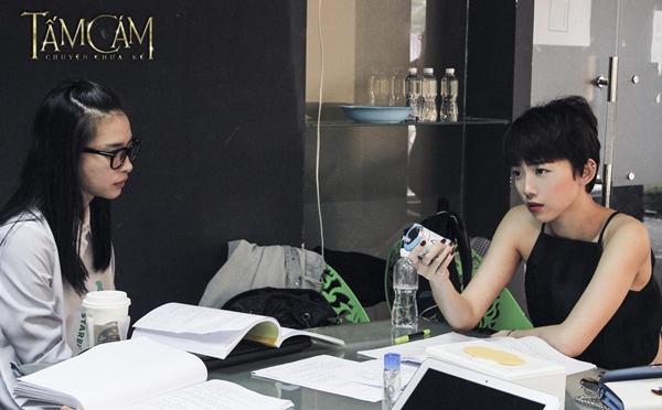 Mới đây, Ngô Thanh Vân chia sẻ thông tin từ đầu chị nhắm vai Cám cho Tóc Tiên chứ không phải Lan Ngọc.