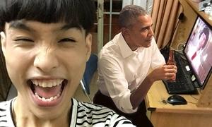 3 trào lưu nóng hổi ăn theo sự kiện Obama đến Việt Nam