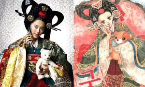 Tạo hình phim Hàn từ truyện tranh lên màn ảnh