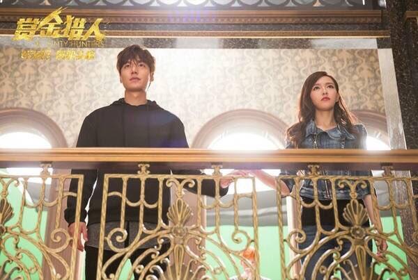 Câu chuyện tình yêu giữa nhân vật của Lee Min Ho và Đường Yên tạo nên tính hấp dẫn hơn cho siêu phẩm hành động này.