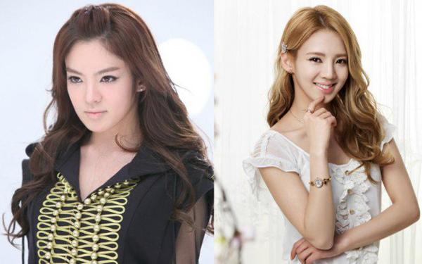 Đổi kiểu lông mày giúp Hyo Yeon trông dịu dàng, ưa nhìn hơn hẳn.