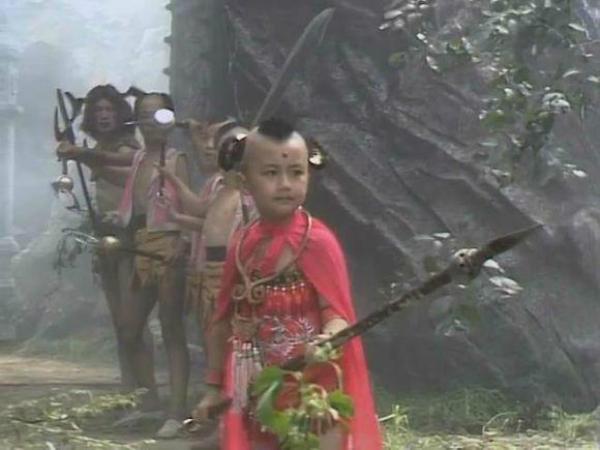 'Hồng Hài Nhi' của Tây du ký 1986 phát tướng khó nhận ra