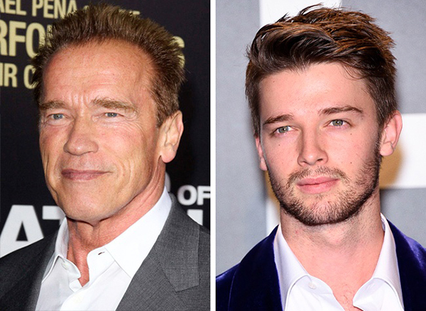 "Ngôi sao ""Kẻ huỷ diệt"" Arnold Schwarzenegger"