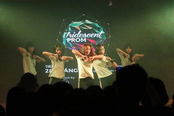 N.C Team xuất phát là từ các anh chị học sinh của trường THPT chuyên Nguyễn Huệ có chung niềm đam mê với bộ môn nhảy. Nhóm qua thời gian dài hoạt động đã nhận được rất nhiều sự yêu quý và ủng hộ từ mọi người.