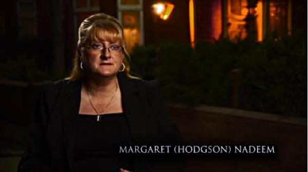 Cô chị cả Margaret cũng nhớ mãi những âm thanh lạ thường đã khiến cả nhà cô không đêm nào ngon giấc