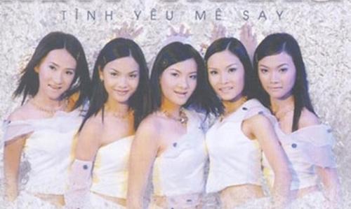 Mây Trắng là một nhóm ca nữ được thành lập từ năm 2000 với năm thành viên ban đầu là: Ngọc Châu, Thu Ngọc, Yến Trang, Anh Thúy, Thu Thủy. Các cô gái theo đuổi phong cách thời thượng, trẻ trung, cuốn hút giới trẻ lúc bấy giờ.