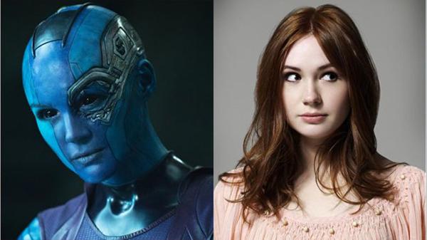 Karen Gillan đã chính thức bước vào hàng ngũ các phản diện màn ảnh của Marvel