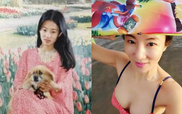 Coo Ye Wen thời trẻ và hiện tại.