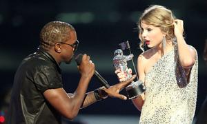 Những lần gây sốc chứng tỏ Kanye West da mặt dày nhất Hollywood