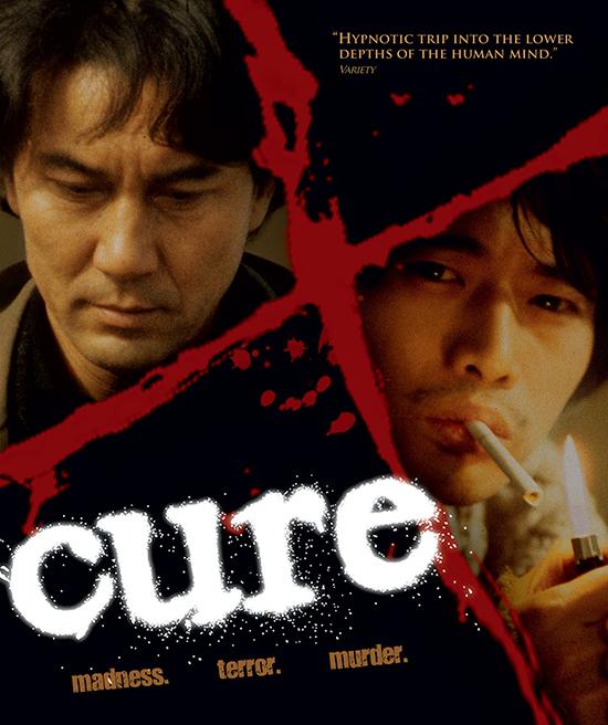 Cure lấy đề tài khá quen thuộc là sát nhân hàng loạt. Tuy vậy không khí u tối và cốt truyện chặt chẽ gay cấn khiến Cure vượt xa nhiều tác phẩm cùng đề tài về độ rợn tóc gáy. Hàng loạt vụ giết người dã man diễn ra ở Tokyo, điểm chung của các vụ án là nạn nhân bị khắc một chữ X trên cổ.thám tử Takabe và nhà tâm lý học Sakuma