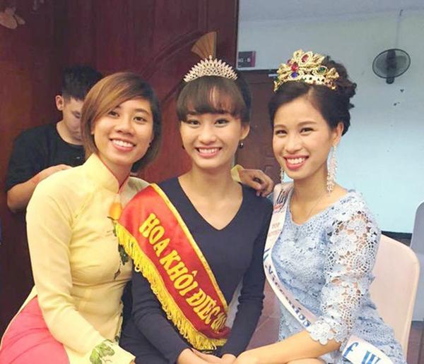 Năm ngoái, Á khôi Thúy Đoan đã tham dự cuộc thi Hoa hậu Điếc Thế giới được tổ chức tại Cộng hòa Czech và giành giải Á hậu 2.
