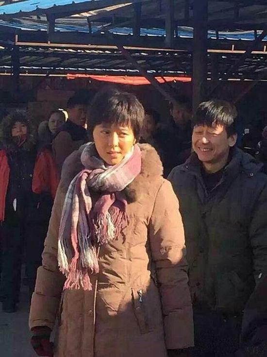 Phạm Băng Băng hóa thân gái quê mộc mạc.