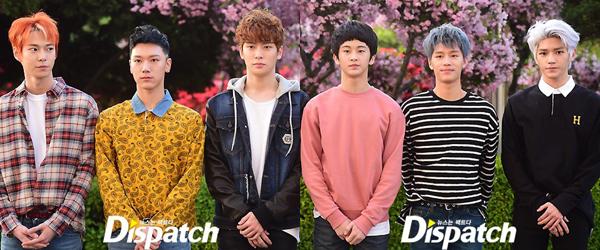 Chưa hiểu nhiều về tân binh NCT U nhưng đập vào mắt fan là những kiểu đầu không thể khó hiểu hơn.