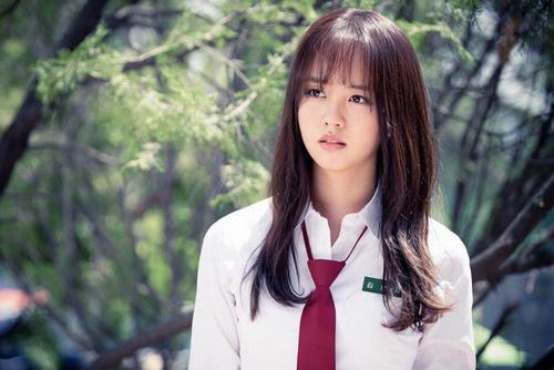 Kim So Huyn vào vai hồn ma của một nữ sinh bị chết một cách oan uổng.