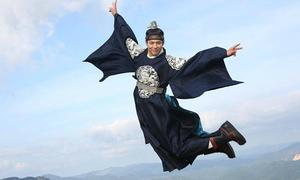 Hậu trường 'quẩy tung mây trời' của Thái tử Park Bo Gum