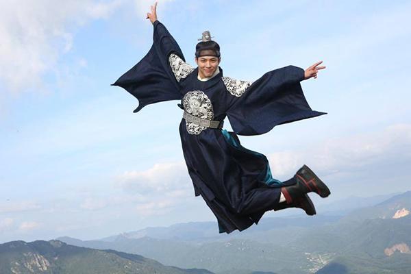 Park Bo Gum vào vaiHyomyeong