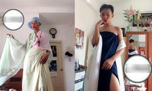 Gu thời trang 'khác người' của các quý ông gây choáng