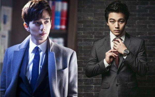 Yoo Seung Ho xuất thân là một diễn viên nhí, tham gia rất nhiều dự án điện ảnh lẫn truyền hình. Tuy sau này nam diễn viên có sự lột xác sang hình tượng chàng trai chững chạc, trưởng thành nhưng vì tuổi đời còn trẻ và gương mặt baby nên người dân Hàn vẫn yêu mến gọi là em trai quốc dân. Khi Yoo Seung Ho nhập ngũ, màn ảnh Hàn tìm được một em trai mới là Yeo Jin Goo. Ngôi sao sinh năm 1997 gây ấn tượng qua các vai diễn có nội tâm phức tạp trong I Miss You, Hwai.