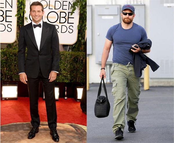 American Sniper chắc chắn là một kỷ niệm khó quên của Bradley Cooper.18kg trong vòng 10 tuần