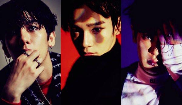 Baek Hyun, Chen, Chan Yeol là bộ ba sinh năm 1992 nổi tiếng của EXO. Các chàng trai không chỉ được đánh giá cao vì tài năng mà còn ở ngoại hình xuất chúng, dù họ không đảm nhận vai trò visual.
