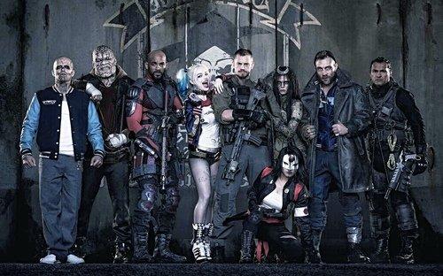 Suicide Squad  tập hợp những siêu anh hùng phản diện.